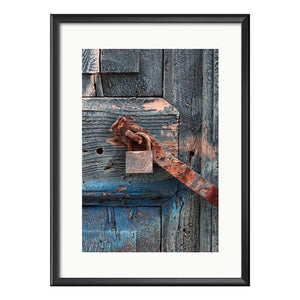 Crete, Photography Framed Art Print by Artastate.com