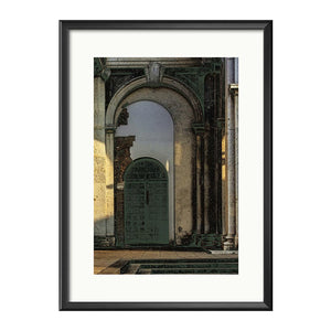 Bergamo, Photography Framed Art Print by Kayya Hristova