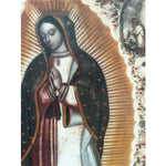 "Our Lady of Guadalupe, Christian Icon 8x6"" (21x15cm) - Artastate"