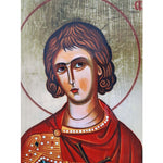 "Saint Phanourios, Christian Icon 8x6"" (21x15cm)"