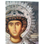 "Saint George, Christian Icon 8x6"" (21x15cm) - Artastate"