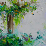 Spring, Oil Painting 20x20 in / 50x50 cm