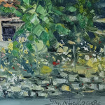 Saint George Corsica, Oil Painting by Georgi Paunov - Son