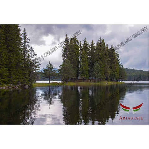 Lake, Digital Photo - Image File - Stock Image