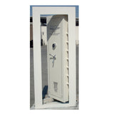 Vault Door Level II 80 x 30 x 6 In-Swing