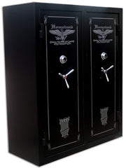 Double Door Gun Safes