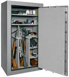 Tall Shotgun Safe Level II  72 x 40 x 27 16-32 Guns