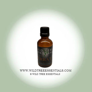 100% Pure Boswellia Serrata Frankincense Essential Oil - Wild Tree Essentials