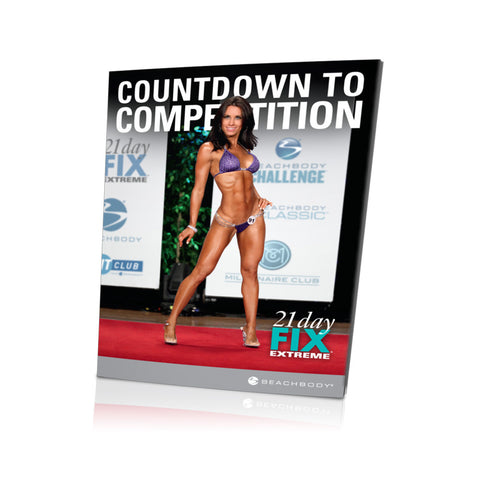 21 Day Fix Extreme Home Fitness DVD Workout Programme