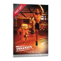 Insanity: The Ultimate Cardio Workout and Fitness DVD Programme