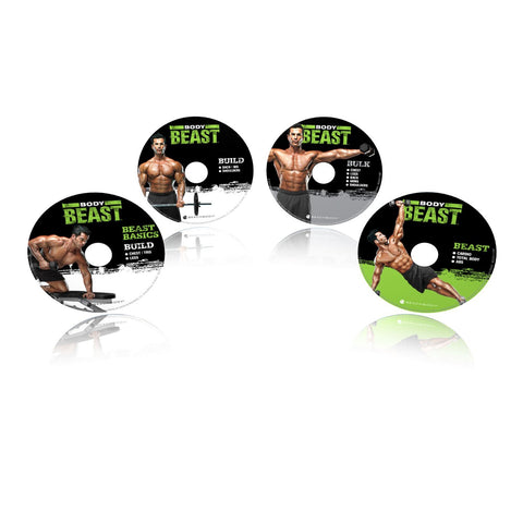 Body Beast DVD Workout Kit