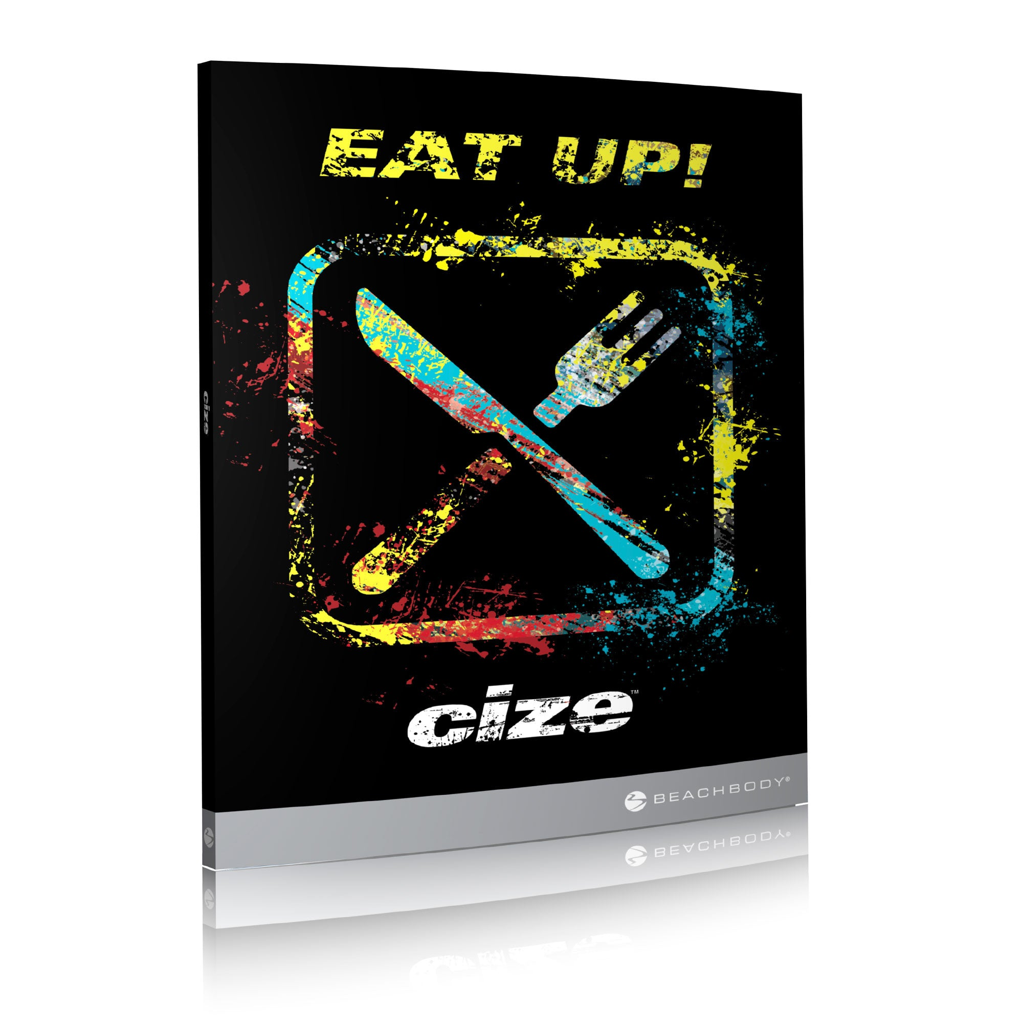 Step Fitness Dvd Uk: Shaun T's CIZE Dance Cardio Fitness DVD Programme