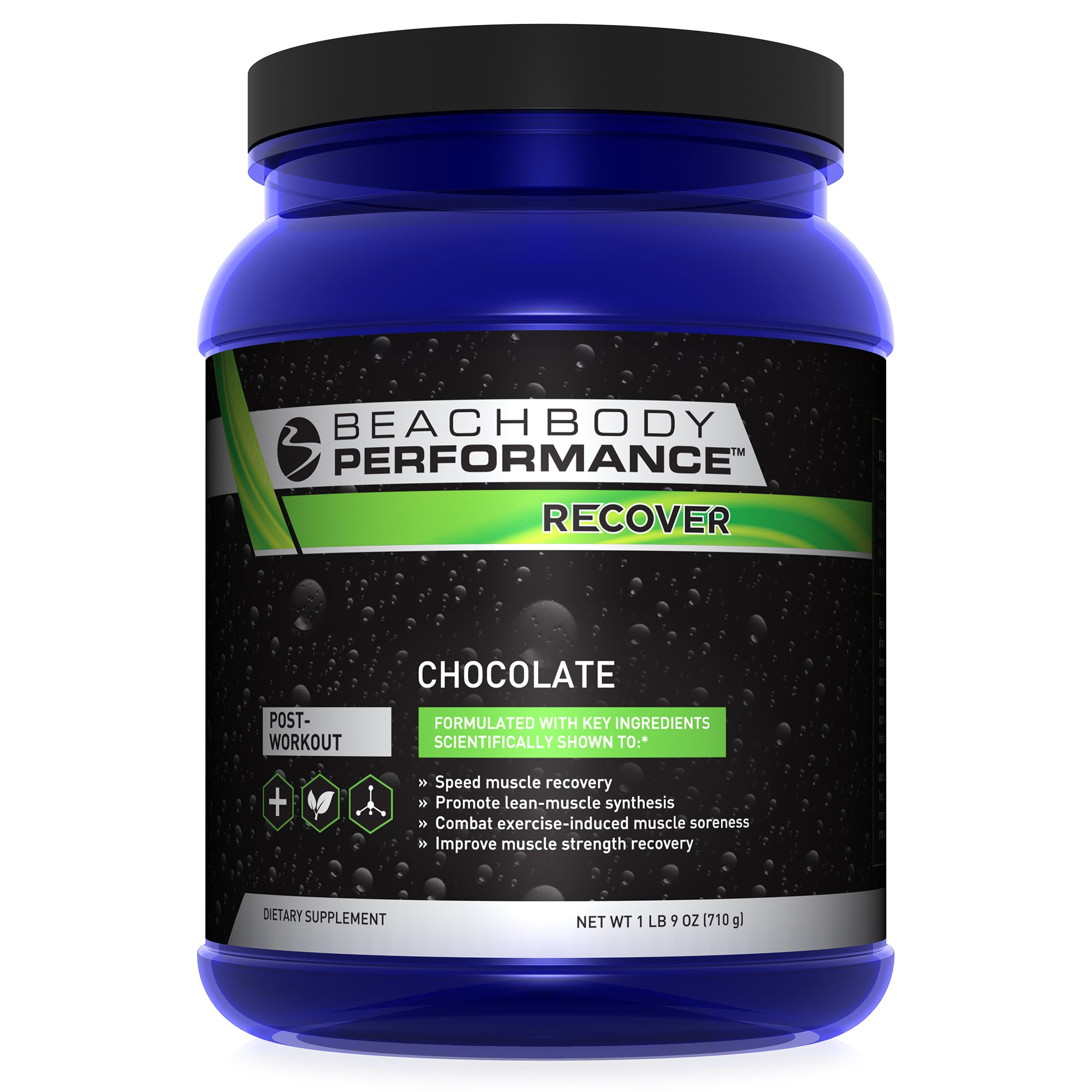 Beachbody Performance Line Chocolate Recover UK