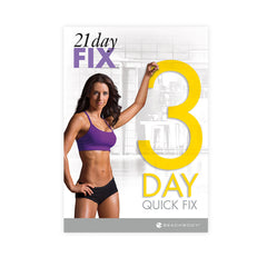 21 Day Fix Home Fitness Workout DVD Programme