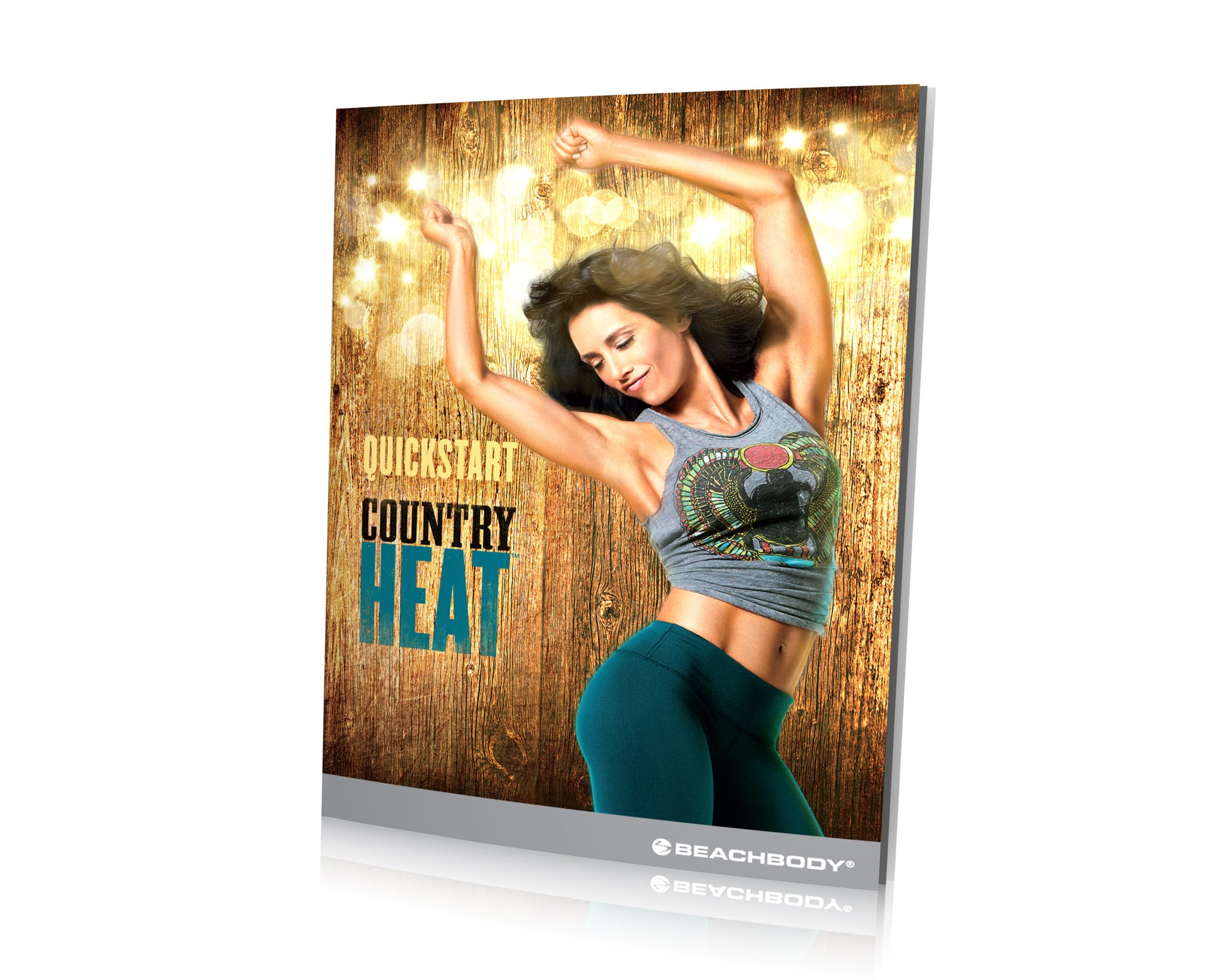 Country Heat Dance & Fitness Workout DVD Programme
