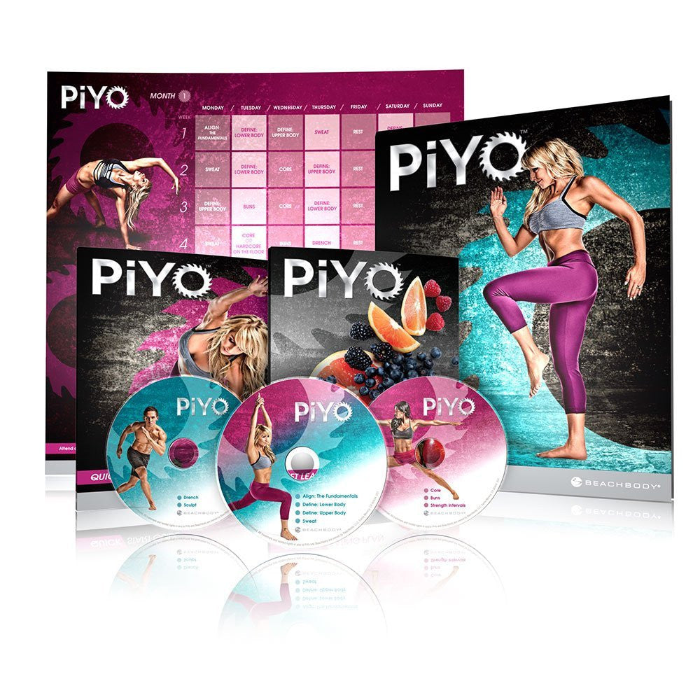 Fitness Beach Dvd: Pilates, Yoga And Cardio DVD Home Fitness Workout