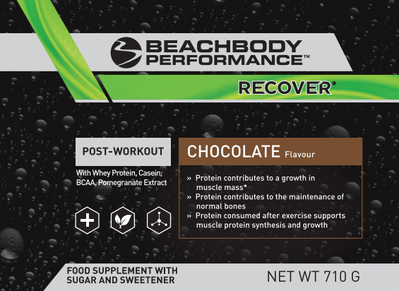 Beachbody Performance Recover - Chocolate
