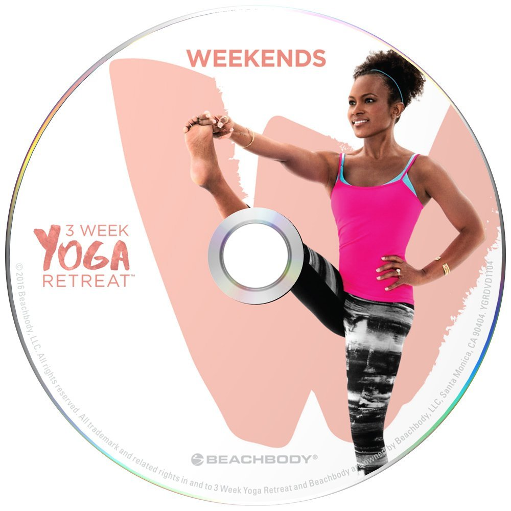 3 Week Yoga Retreat Workout Programme