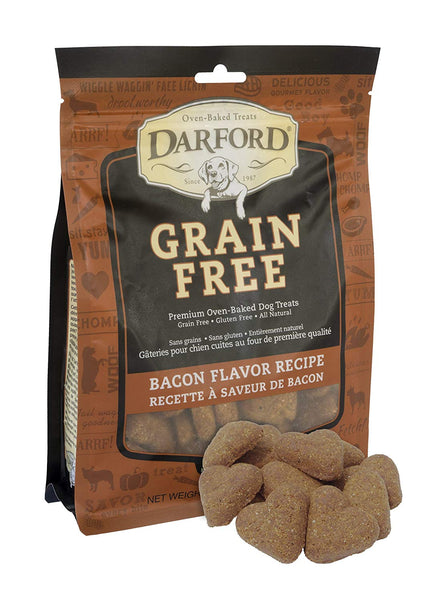 Darford Naturals Biscuit Grain-Free Bacon Recipe