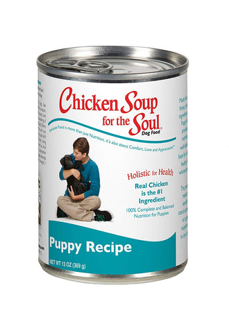 Chicken Soup CKN PUP CAN 12/13Z, Large