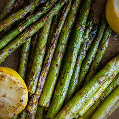 Smoked Paprika Grilled Asparagus Recipe