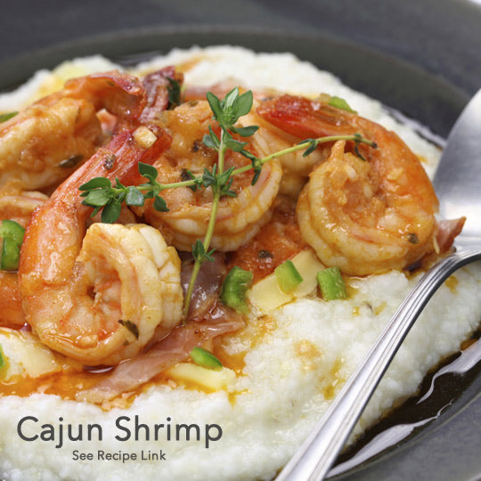 Cajun Shrimp Recipe Photo