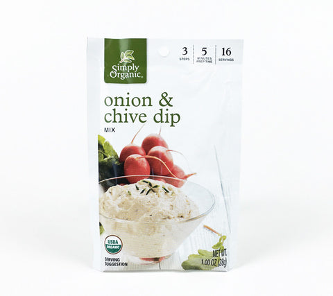 Onion and Chive Dip Mix