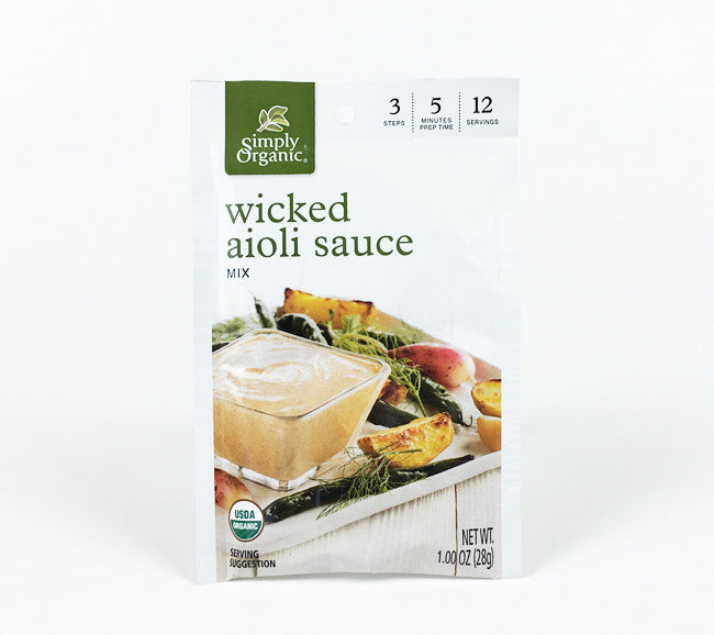 Wicked Aioli Sauce Mix