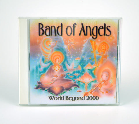 Band of Angels Music CD by Peter Sterling