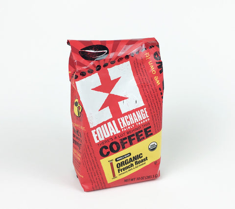 French Roast Whole Bean Organic Coffee