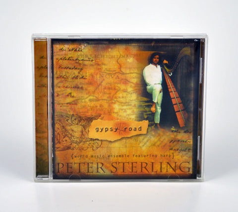 Gypsy Road Music CD by Peter Sterling
