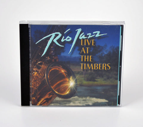 Live at the Timbers Music CD by Rio Jazz