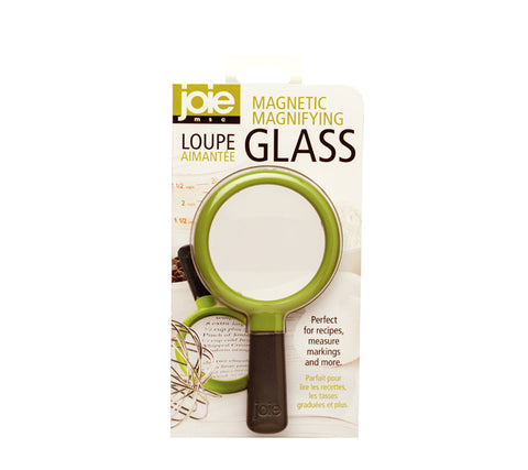Magnetic Magnifying Glass