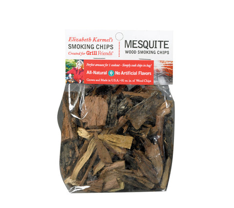 Mesquite Wood Smoking Chips