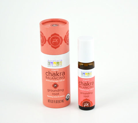 Chakra Scent One natural perfume and Chakra balancing roll-on.