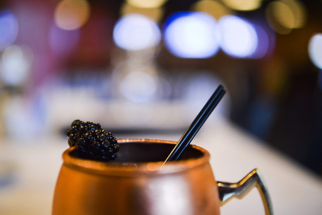 ORDER A #MOSCOWMULE IN COPPER AT DRINKS&CO AND ENJOY AN EXTRA KICK