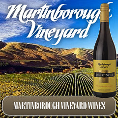 MARTINBOROUGH VINEYARD - Brand Connect Asia Pacific
