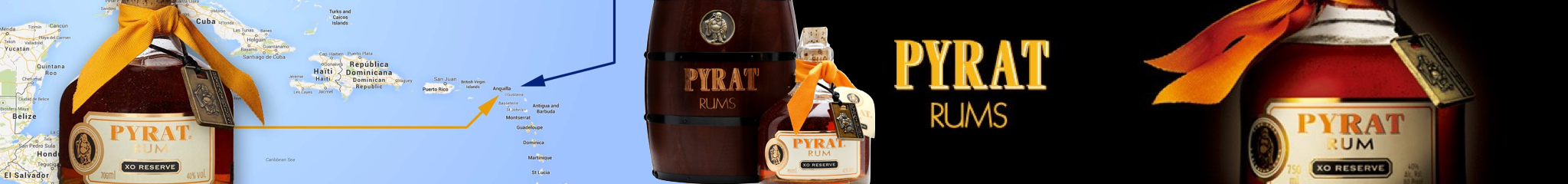 PYRAT RUMS  |   Brand Connect Asia Pacific