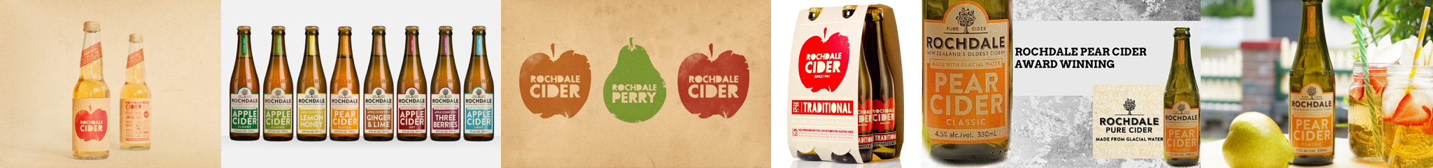 ROCHDALE CIDER  |  Brand Connect Asia Pacific