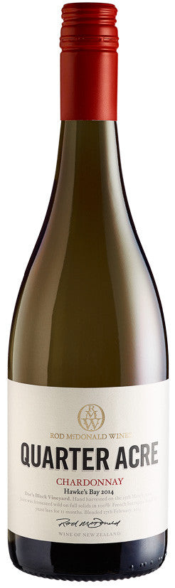 Quarter Acre Chardonnay 2014, BRAND CONNECT Asia Pacific