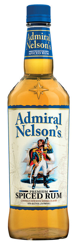 ADMIRAL NELSON'S Premium Spiced Rum, BRAND CONNECT Asia Pacific