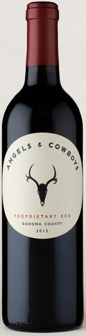 ANGELS & COWBOYS Proprietary Red Blend 2012, BRAND CONNECT Asia Pacific
