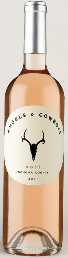 ANGELS & COWBOYS Proprietary Rosé 2014, BRAND CONNECT Asia Pacific