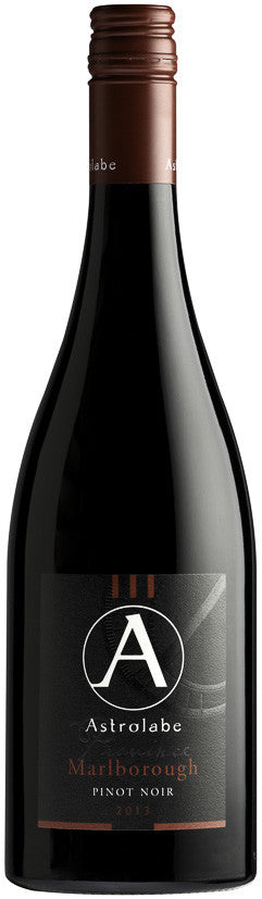 ASTROLABE PROVINCE Marlborough Pinot Noir 2013, BRAND CONNECT Asia Pacific