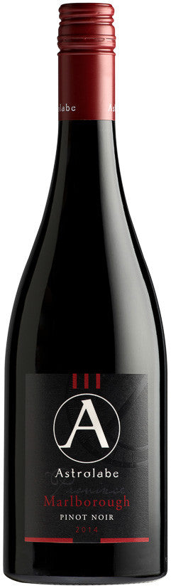 ASTROLABE PROVINCE Marlborough Pinot Noir 2014, BRAND CONNECT Asia Pacific