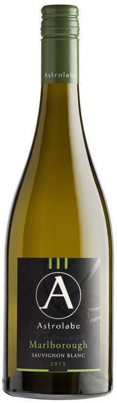 ASTROLABE PROVINCE Marlborough Sauvignon Blanc 2015, BRAND CONNECT Asia Pacific