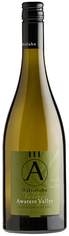 ASTROLABE VALLEYS Awatere Valley Sauvignon Blanc 2012, BRAND CONNECT Asia Pacific