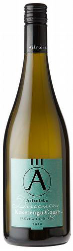 ASTROLABE VALLEYS Kekerengu Coast Sauvignon Blanc 2010, BRAND CONNECT Asia Pacific