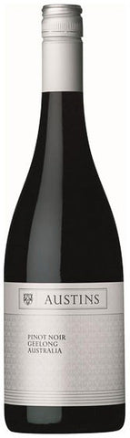 AUSTINS Pinot Noir 2012, BRAND CONNECT Asia Pacific