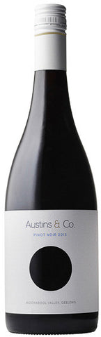 AUSTINS Pinot Noir 2013, BRAND CONNECT Asia Pacific